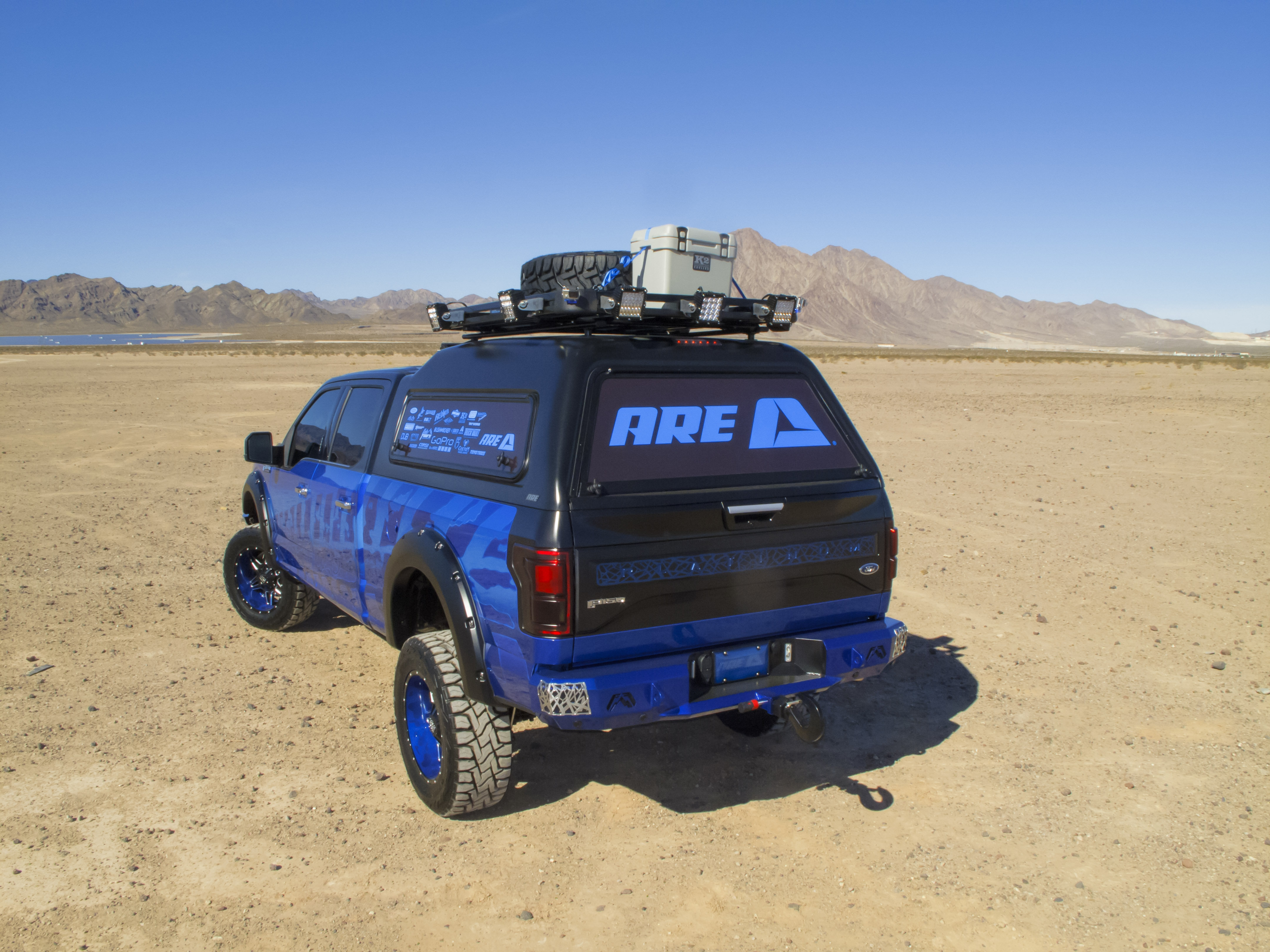 2015 Extreme Sports F150 Project Truck-11