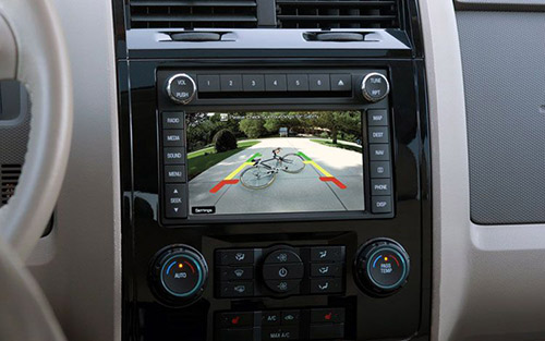 Back Up Camera - Factory Integrated
