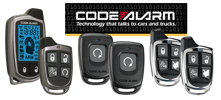 Code Alarm Remote Start systems